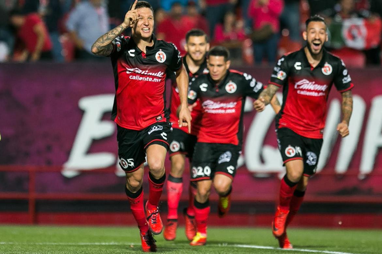 Club Tijuana 2-1 Pachuca: Late game-winner from Damian Musto lifts Xolos past Los Tuzos