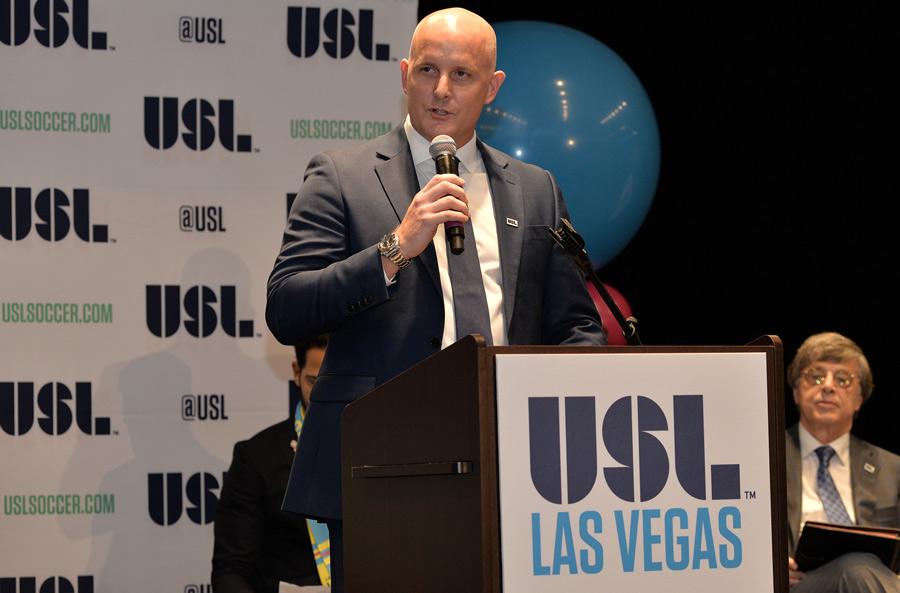 Exclusive: USL President Jake Edwards Speaks to SoccerNation
