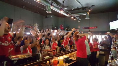 SoccerNation Supporter Special: Hanging at Bluefoot with the San Diego Gooners