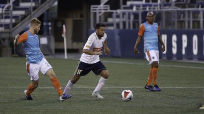 North Carolina FC's Impressive Eight Months