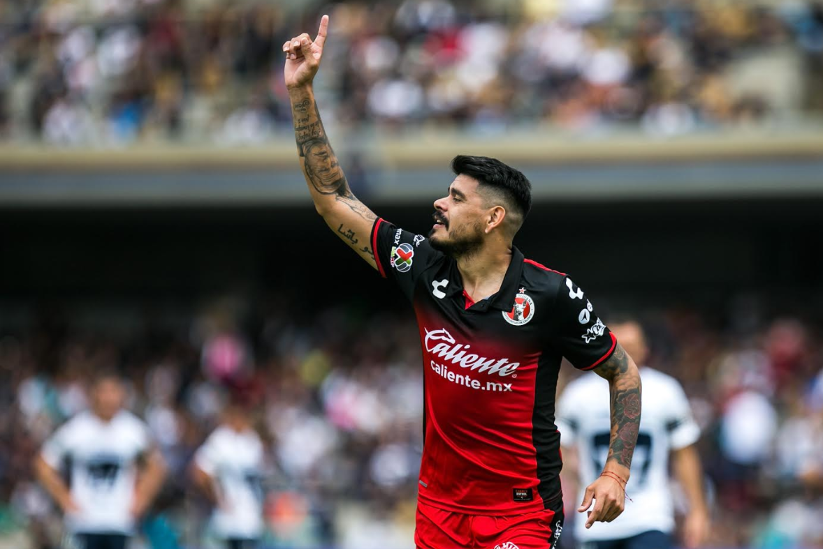 Pumas 0-2 Club Tijuana: Xolos secure their fourth consecutive victory