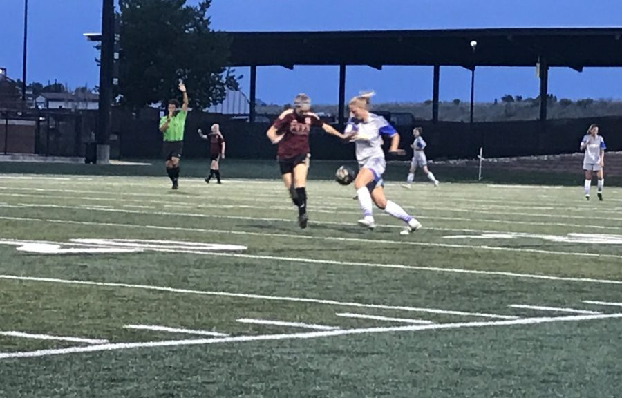 Colorado Rush Women Kick Off The WUPSL