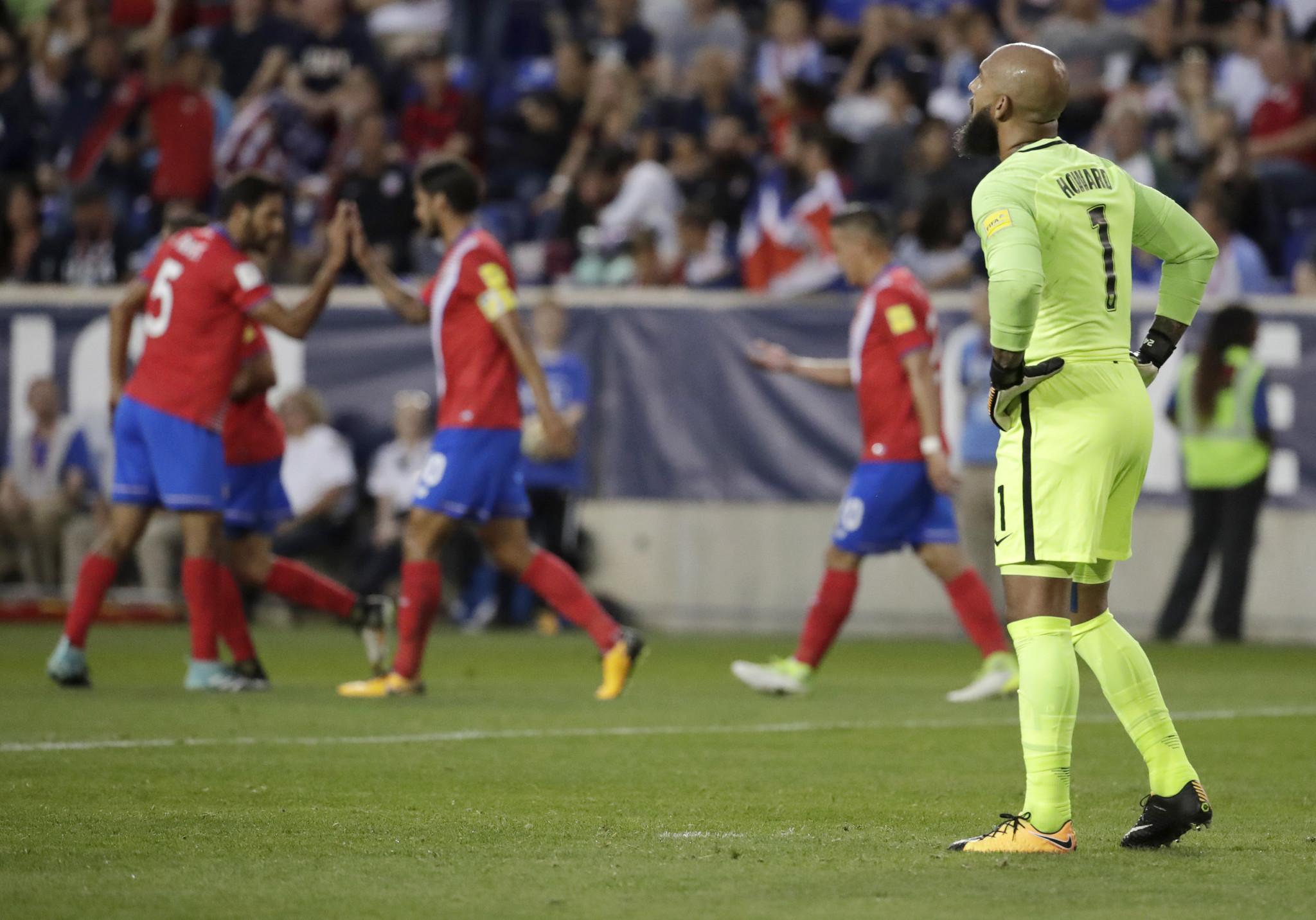 Backs Against the Wall: USA bordering on Crisis Mode after 2-0 Loss to Ticos