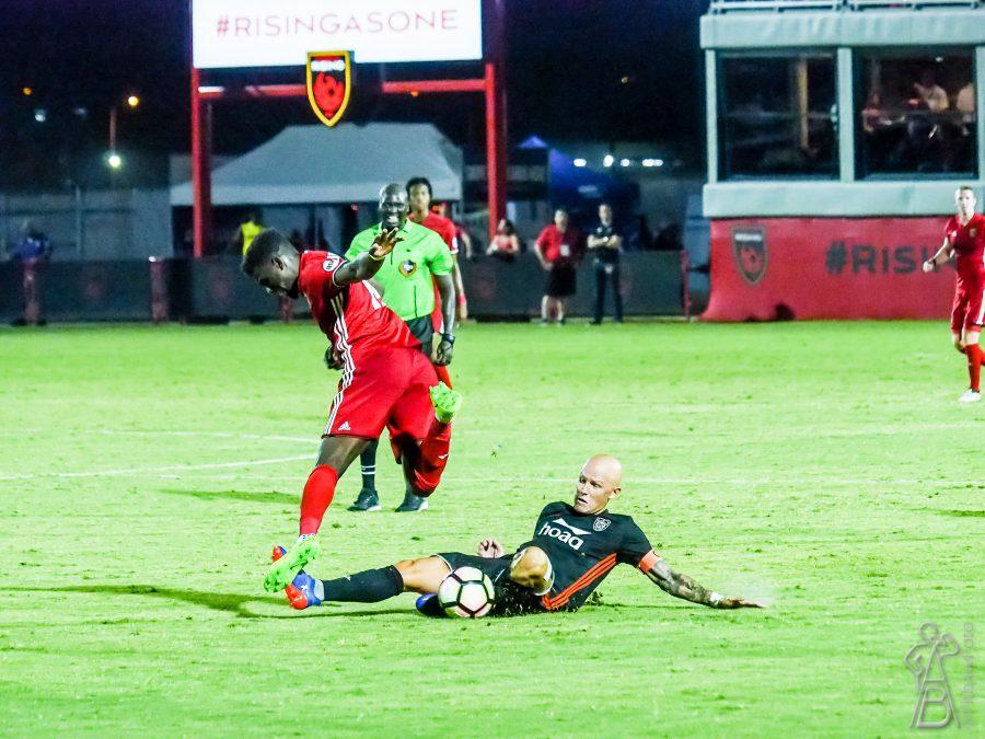 Phoenix Rising FC 0, Orange County 0