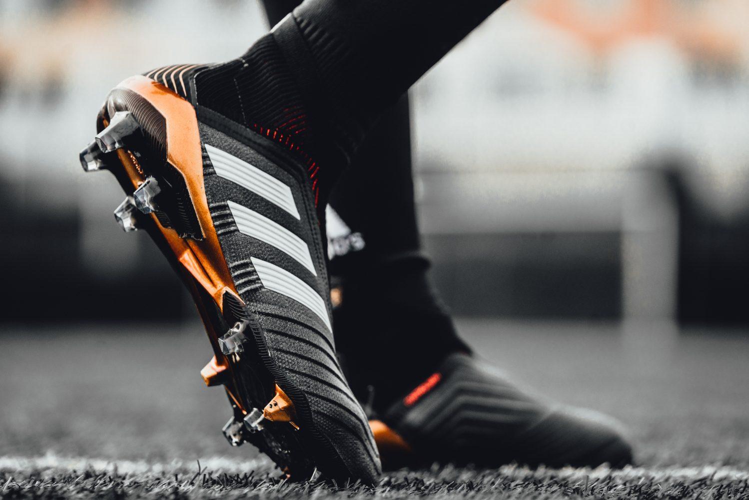 Introducing the adidas Predator 18+