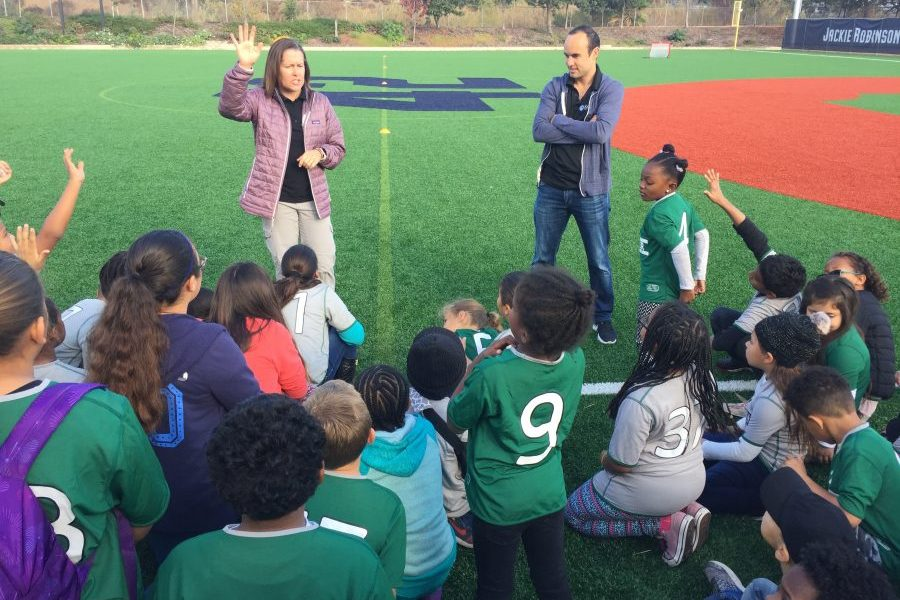 SoccerCity Kicks off Footy for All Campaign in Conjunction with the YMCA of San Diego County
