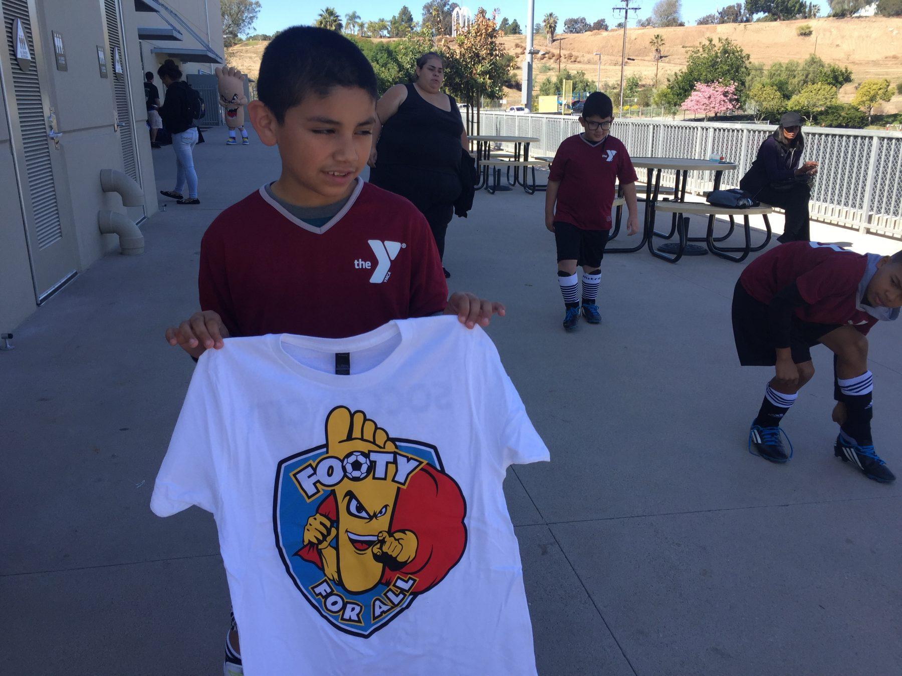 SoccerCity SD's Footy For All Program Scores Big