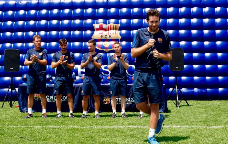 One on One with Angel Toledano Flores – Director of FC Barcelona Escola Soccer Schools in San Diego