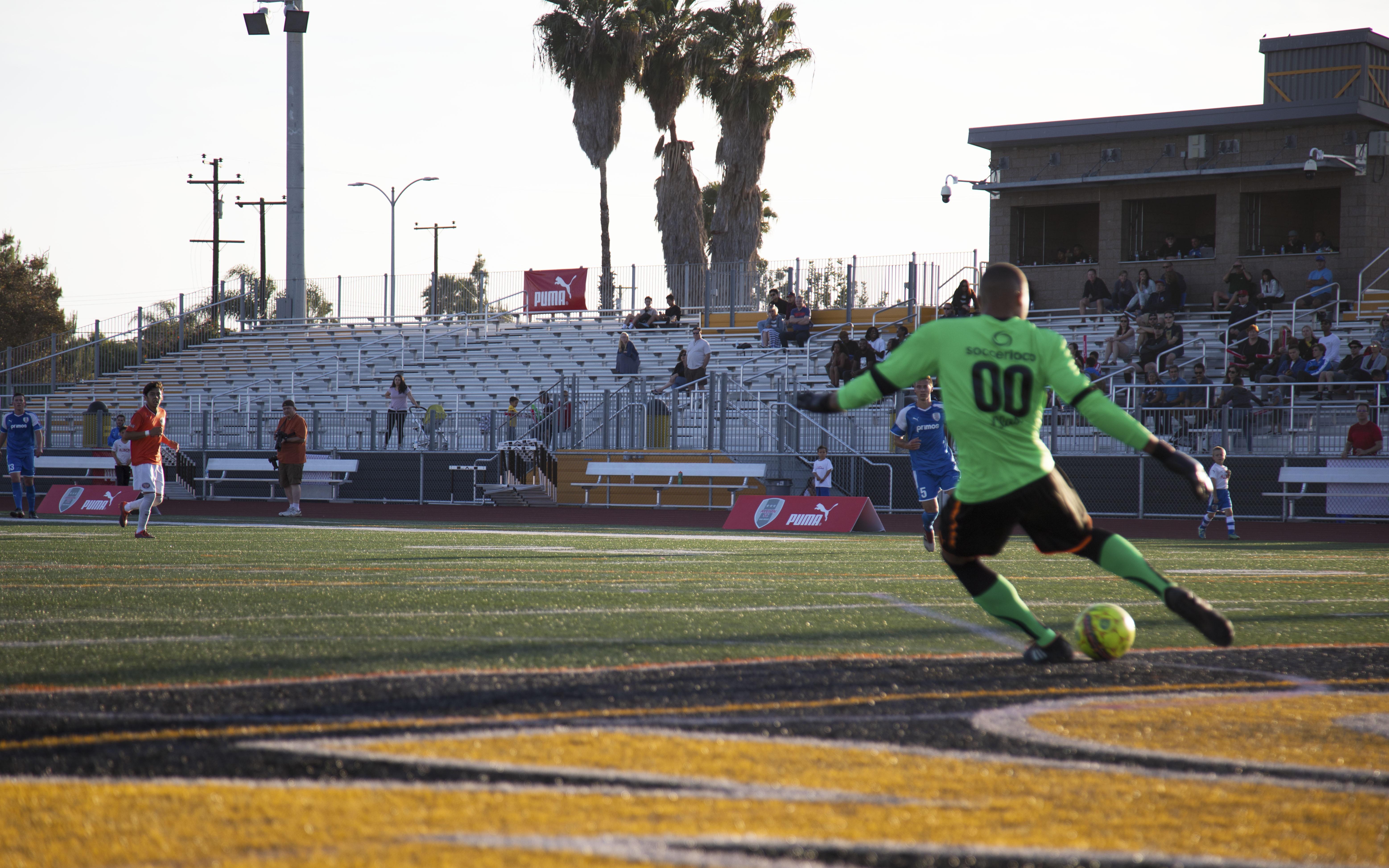 ASC San Diego Hosts Orange County FC
