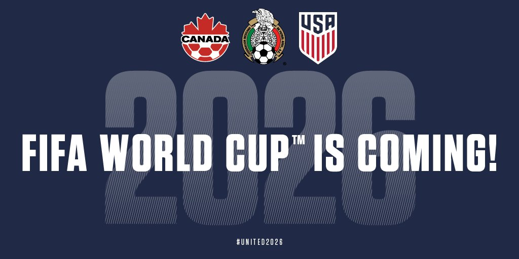 2026 World Cup Comes to North America's United Bid