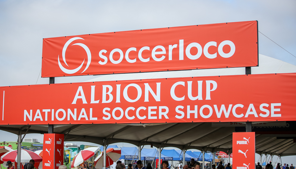 Tournament Spotlight: Albion Cup National Soccer Showcase