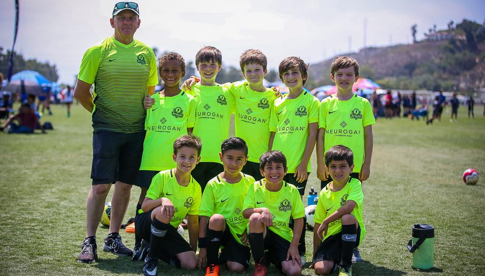 TEAM PROFILE: RSF Attack Boys 2010