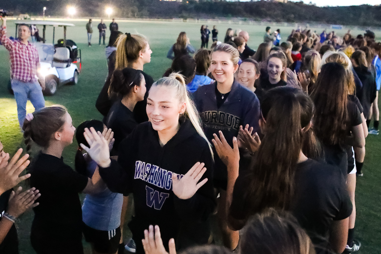 College Soccer: Cathedral Catholic's Sydney Sparks signs with Purdue