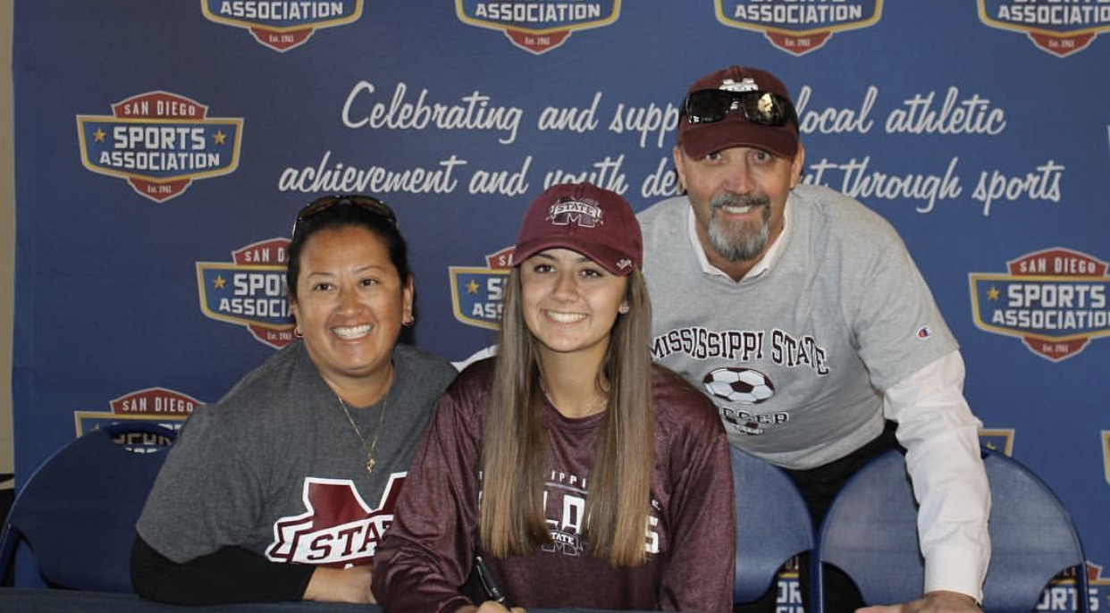 College Soccer: Rebels SC's Madison Rust Signs with Mississippi State