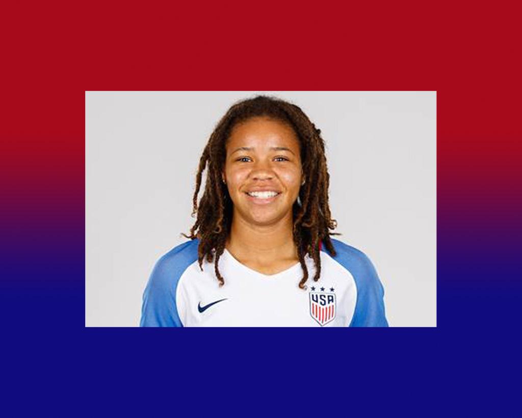 U17 Womens World Cup:  San Diego Surf's Mia Fishel scores USA's first goal