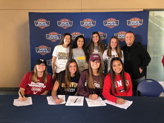 Signing Day : National Champions Rebels SC Class of 2019