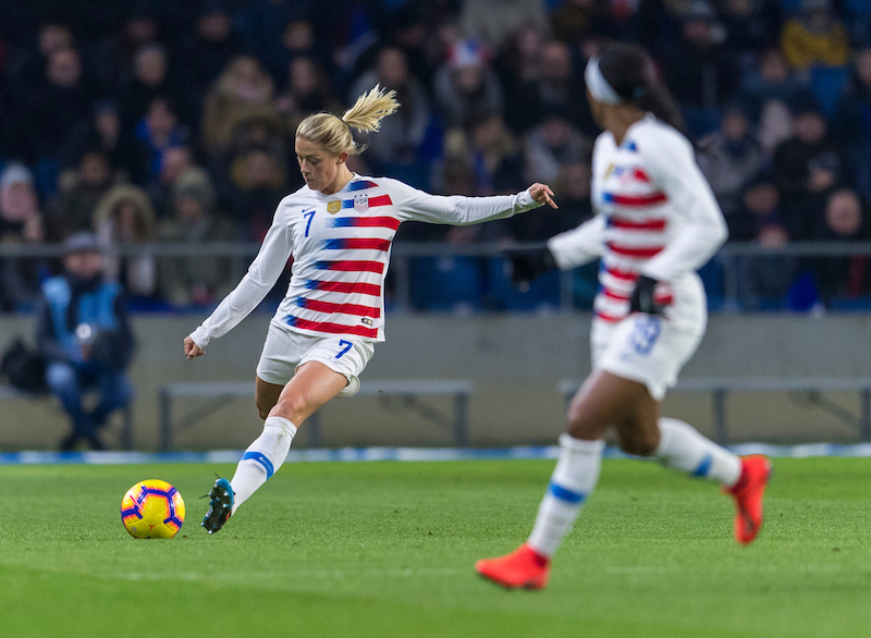 USWNT faces Spain at 11:30am PST on ESPN2