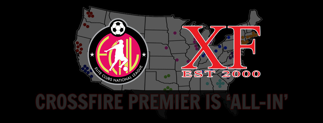 """""""ECNL has more to offer our girls."""" Why Crossfire Premier Is Leaving the Girls' DA"""