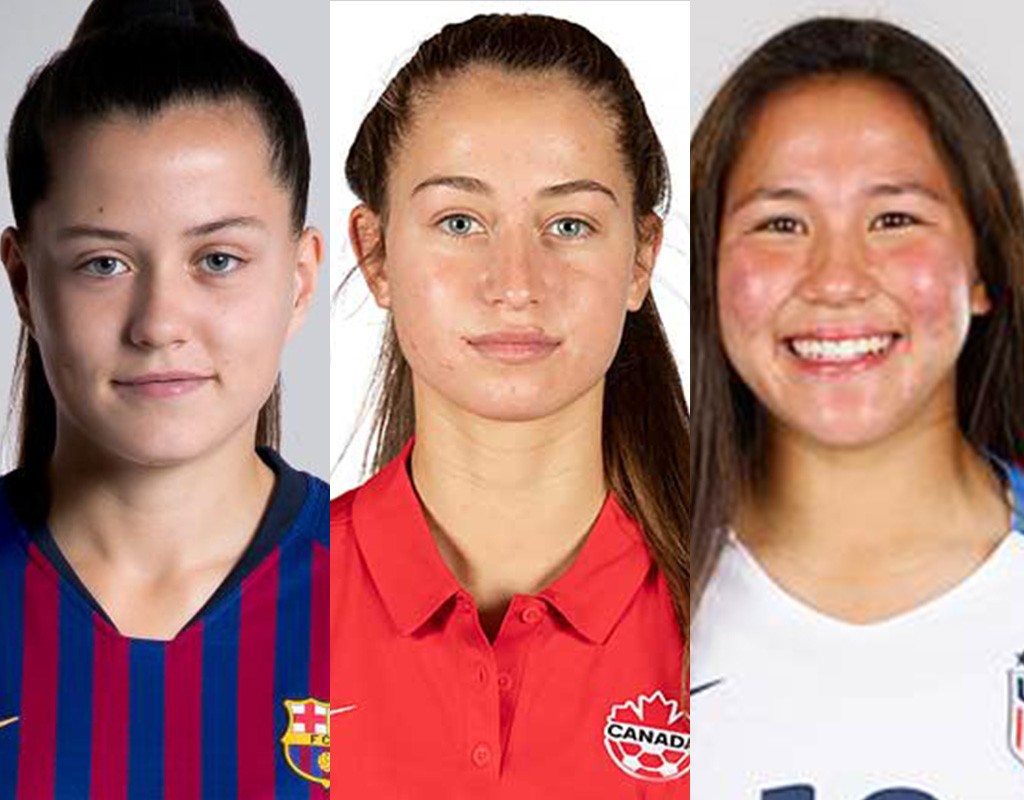 """""""Talent is Overrated."""" A Comparison of Three of the World's Top GU17 Strikers"""