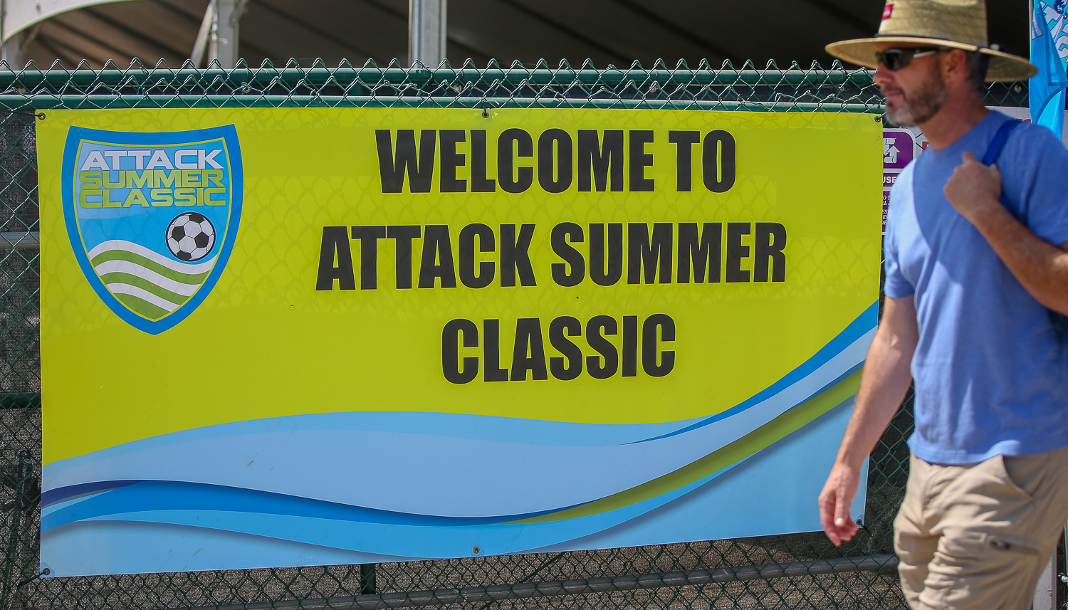 2018 Saw Teams Turned Away: 2019 Attack Summer Classic Early Bird Discount Expires May 1st