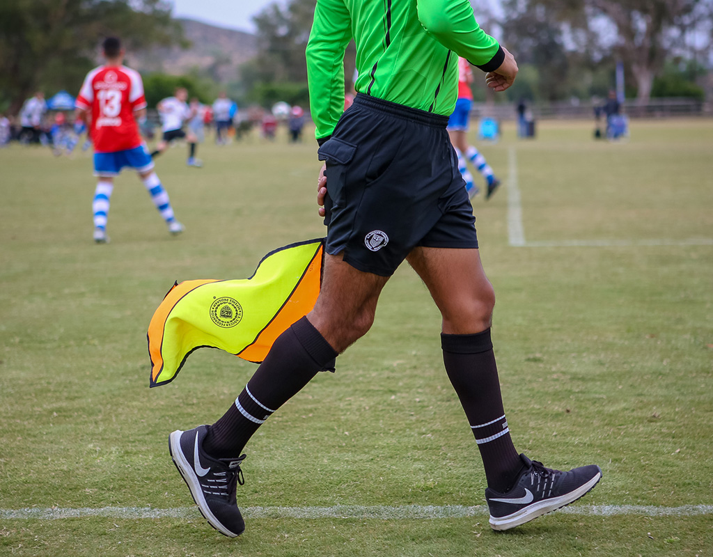Summer Jobs for Teens: REFEREE tops the list
