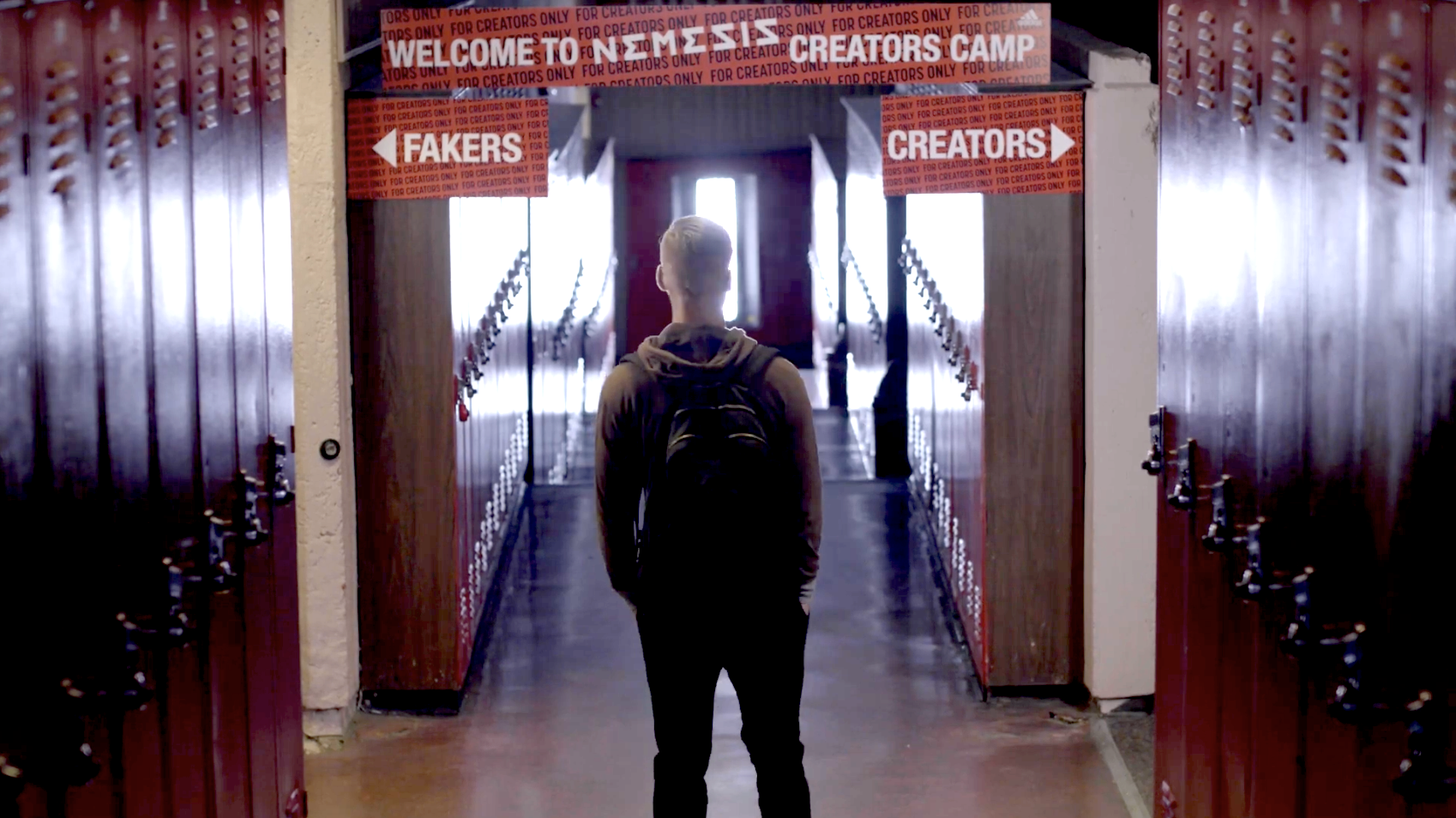 Adidas Launches Creators Camp to Combat Chronic Fakers Disorder