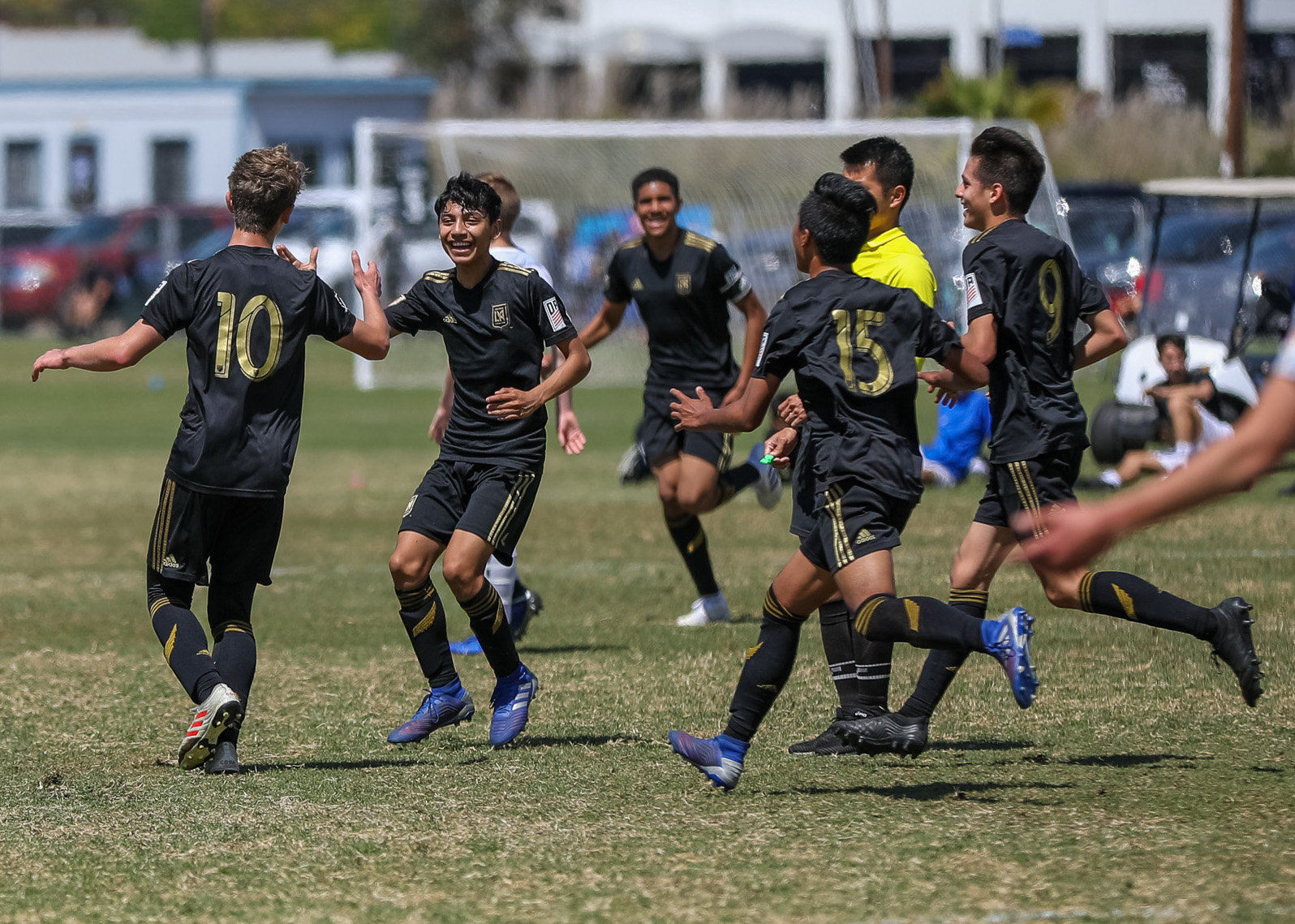 After years of Development, LAFC is Ready for Its First DA Playoffs
