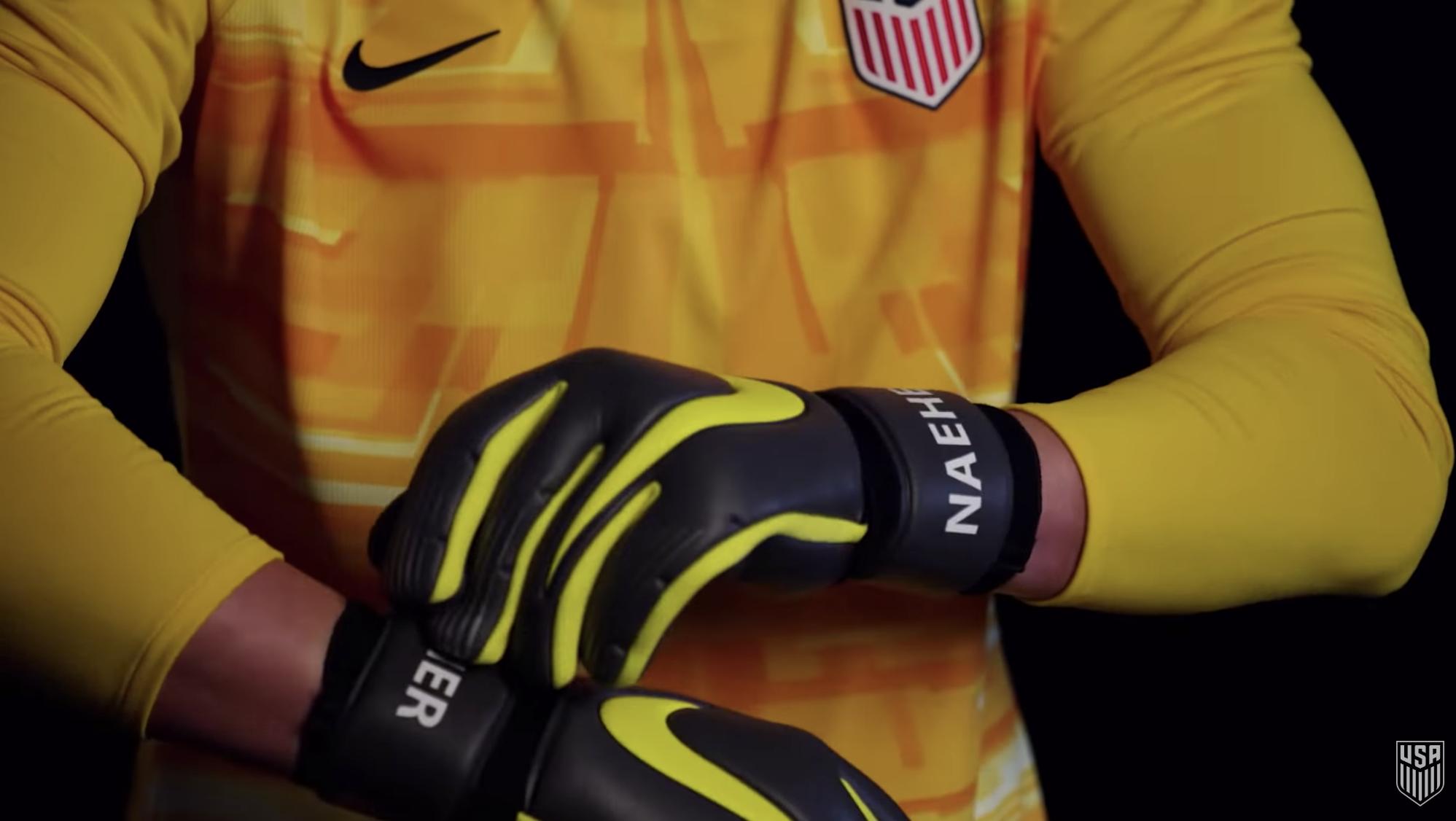Hope who? Naeher comes up big for the USA
