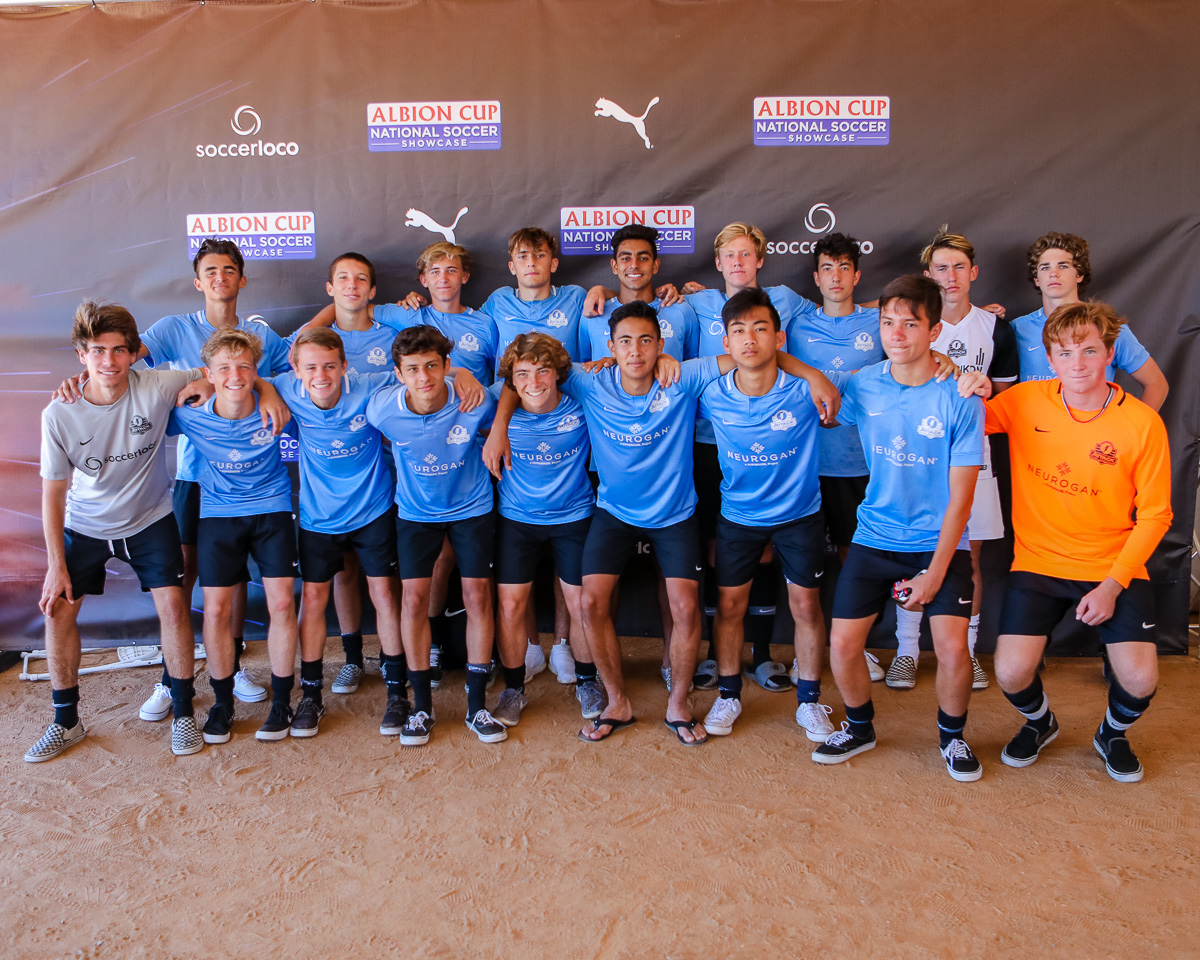 Team profile: RSF Attack B02 Academy