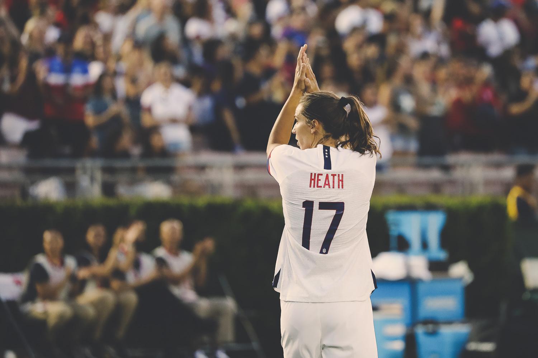 US Women's Victory Tour: a Photo Album