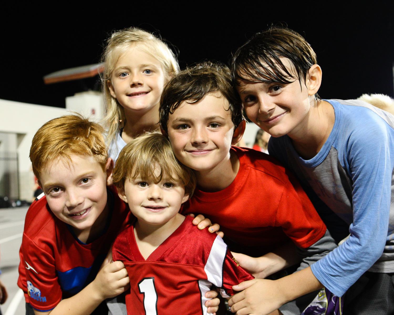 SDSU Soccer Family Fun