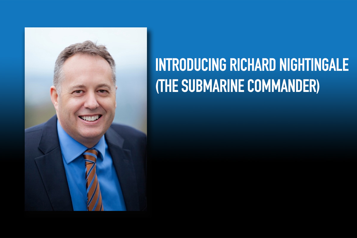 Meet Richard Nightingale: The newest member of the Soccerloco and SoccerNation Dream Team
