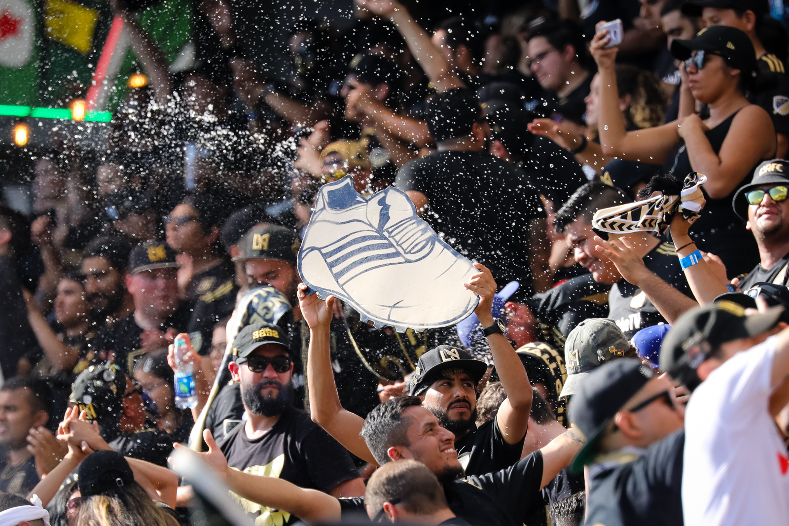 Making history. LAFC and Carlos Vela's Left Foot Rewrite the Record Books