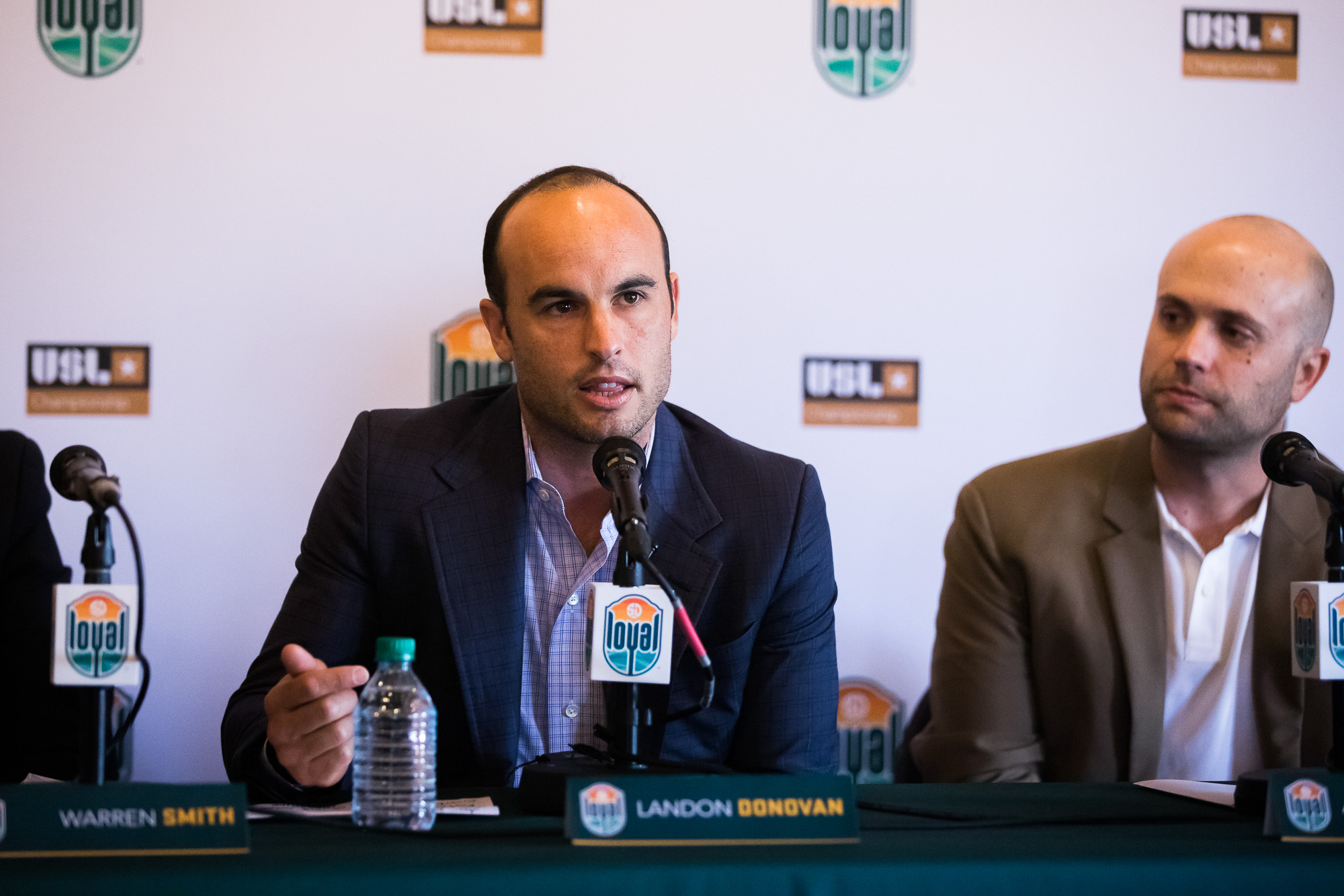"Landon Donovan: Getting Cut from the 2014 roster was ""much more valuable than going to a World Cup."""