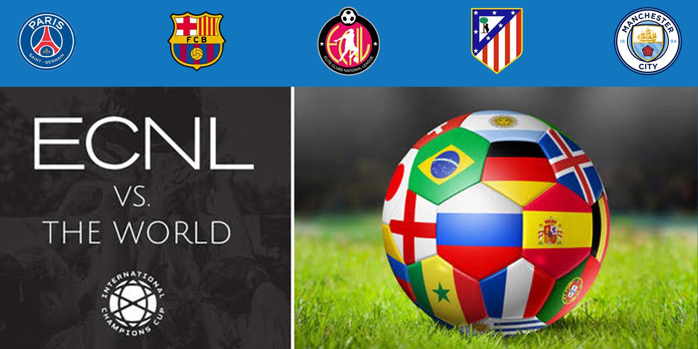 ICC Futures Update: LAFC Slammers to Face Barcelona in Semi-Final Sat Dec14