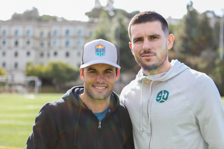 Beyond the Bio: Meet San Diego Loyal Soccer Club's Latest Signing, Emrah Klimenta