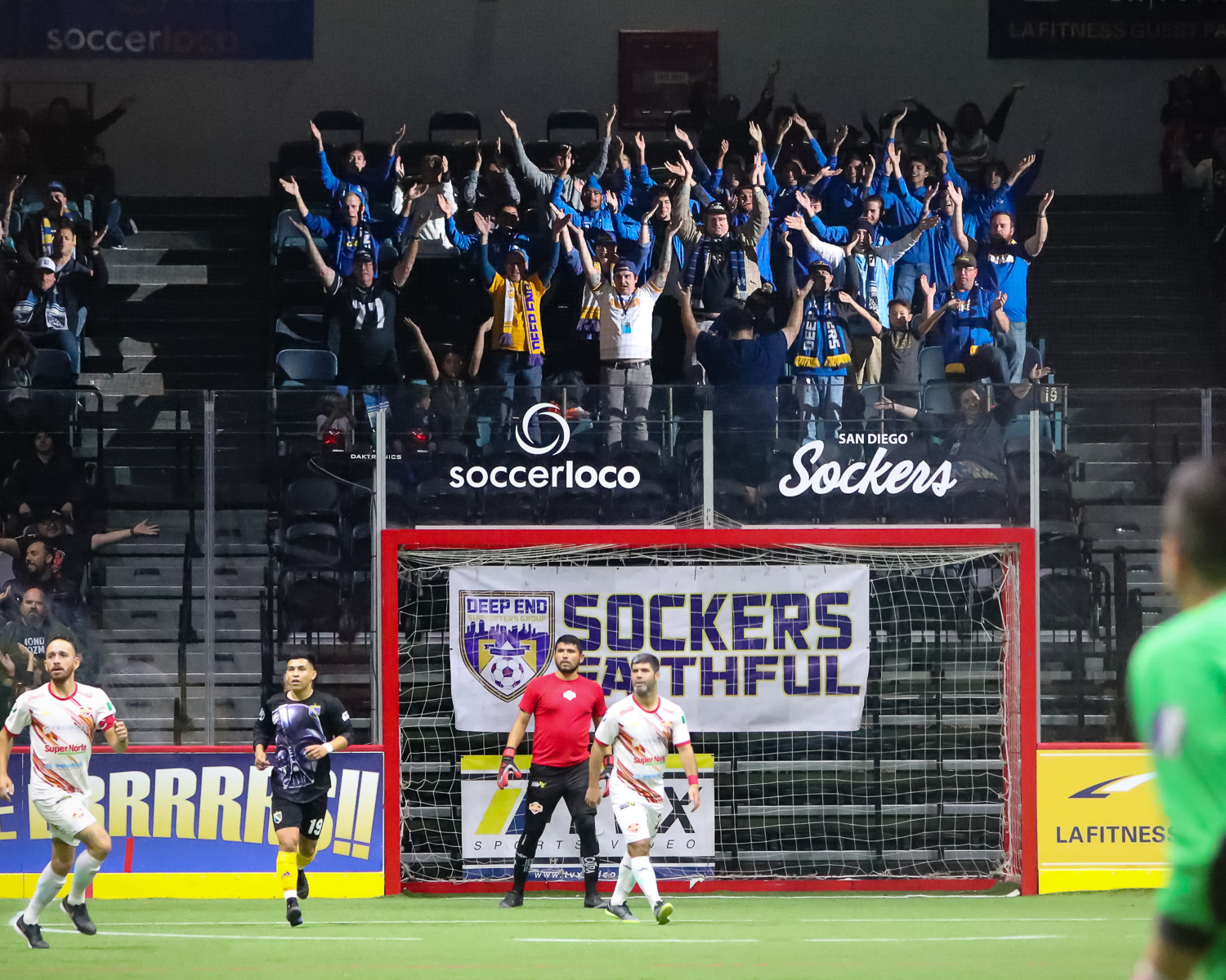 If you haven't been to a Sockers game, change that. Here's why.