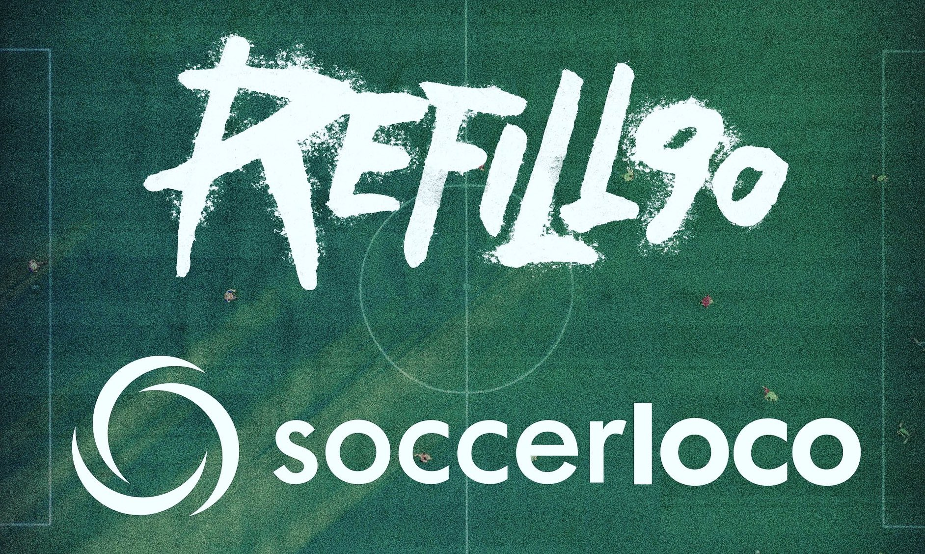 Soccerloco partners with Refill90 as Official Sustainability Partner to #ProtectThePitch