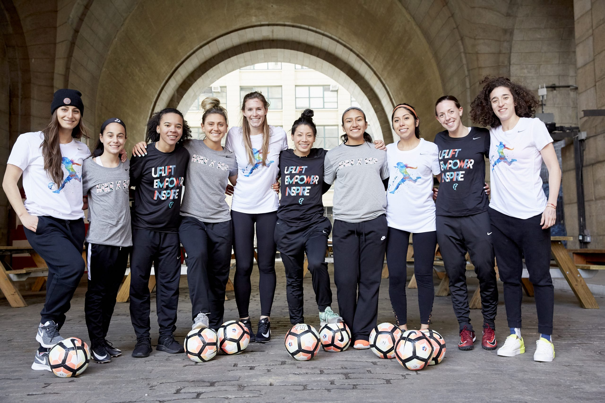Soccer Girl Problems Launches Summer Camps Nationwide, San Diego: July 27-31