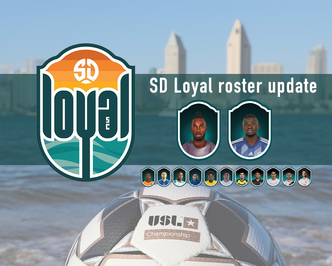 SD Loyal Roster Update: We Have a Keeper!