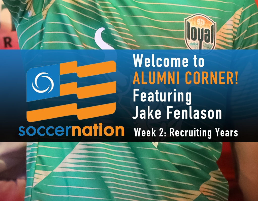 Alumni Corner: Jake Fenlason, the Recruiting Years