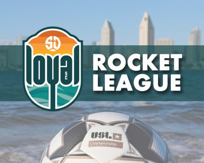San Diego Loyal: ROCKET LEAGUE eCup