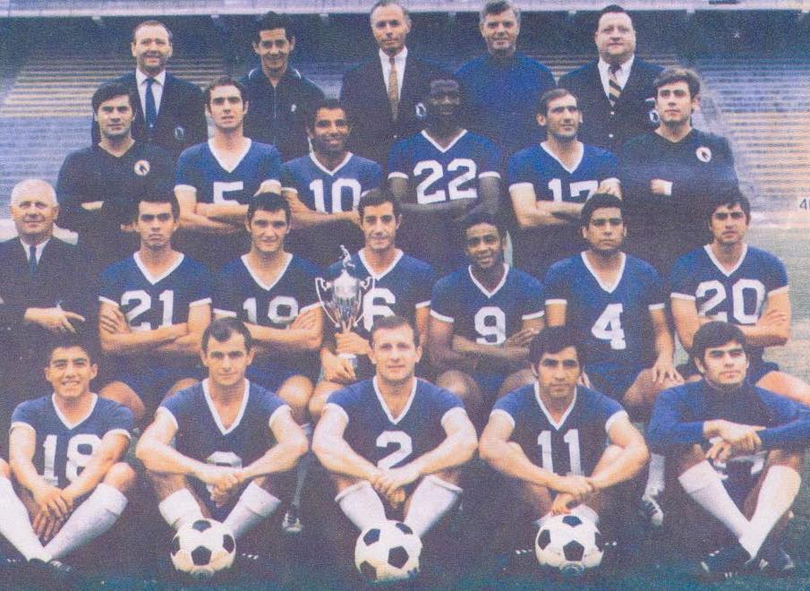 San Diego's 50 Year History of Pro Soccer. Chapter 1