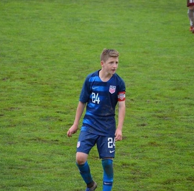 Q&A with San Diego Youth National Team Player Evan Rotundo