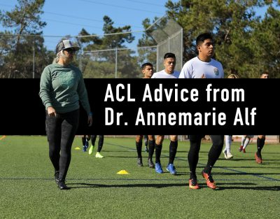 THIS WEEK FROM OLYMPUS: ACL INJURIES. THE GOOD, THE BAD, THE UGLY: A PREVENTATIVE APPROACH (PART 2)