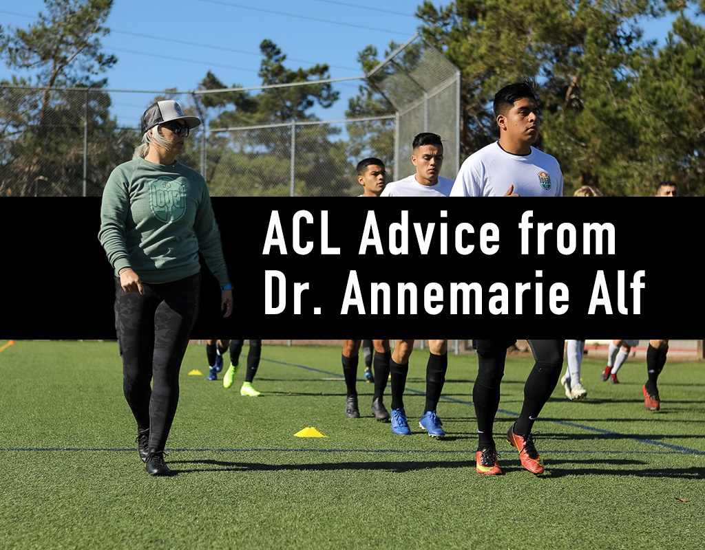 THIS WEEK FROM OLYMPUS: Life after an ACL Injury (final chapter)