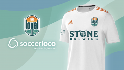 Re-live SD Loyal's USL Inaugural Match & Win a Custom Kit!