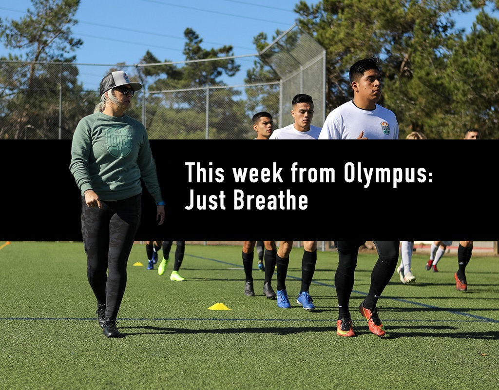 This Week from Olympus: Return to Sport with Deep Core Stability