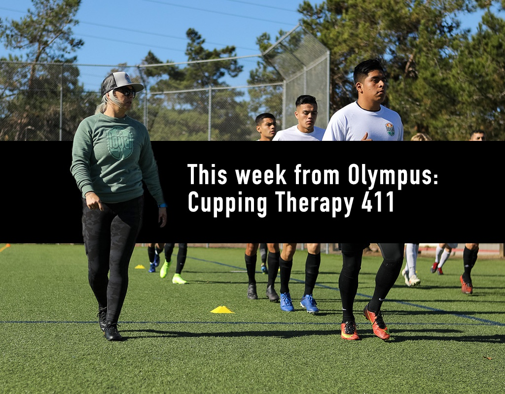 This Week from Olympus Movement: All You Need to Know about Cupping Therapy