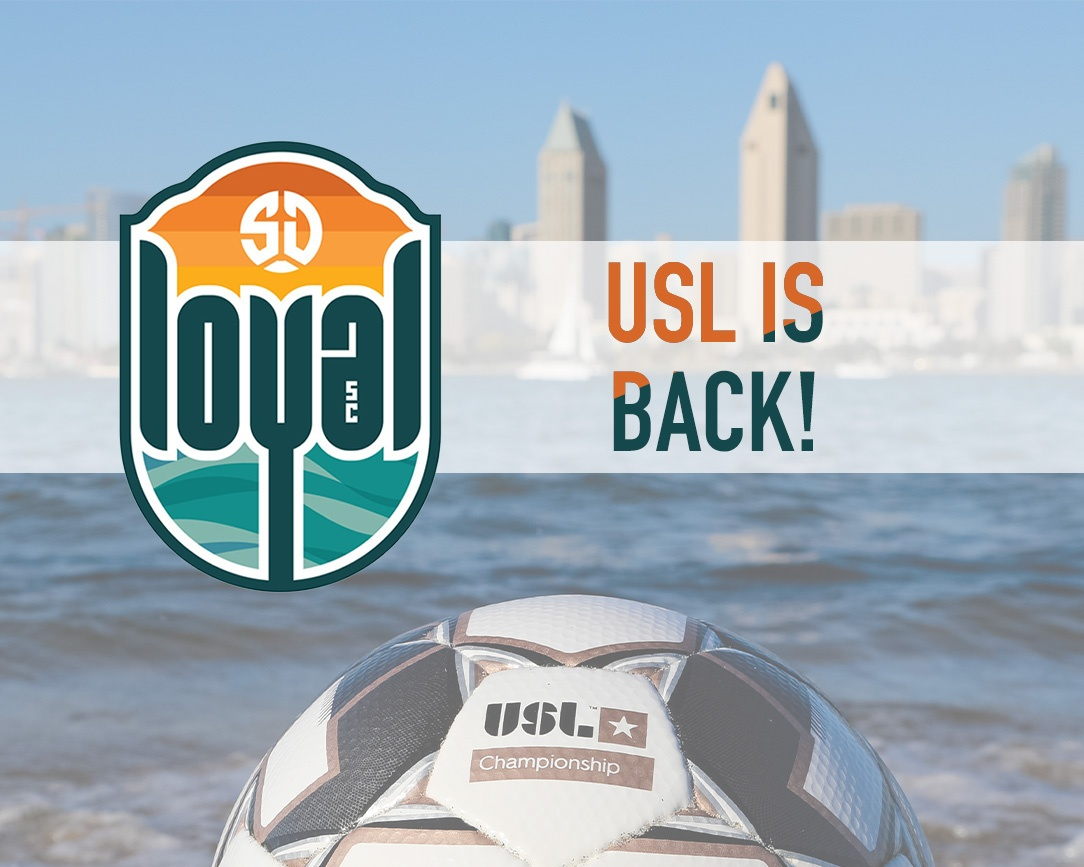 Mark your calendar for JULY 11th! USL is BACK!